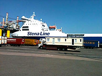 Buy Static Caravan >> Export Static Caravans Send Mobile Homes To Europe