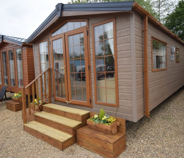 Sunrise Holiday Homes Ltd - The Sunrise Lodge