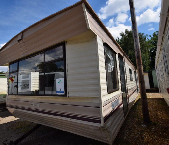 New & Used Static Caravans, Mobile Homes & Log
