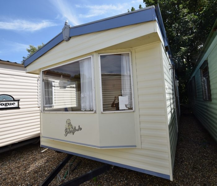 Atlas Everglade Static Caravan Mobile Home For Sale