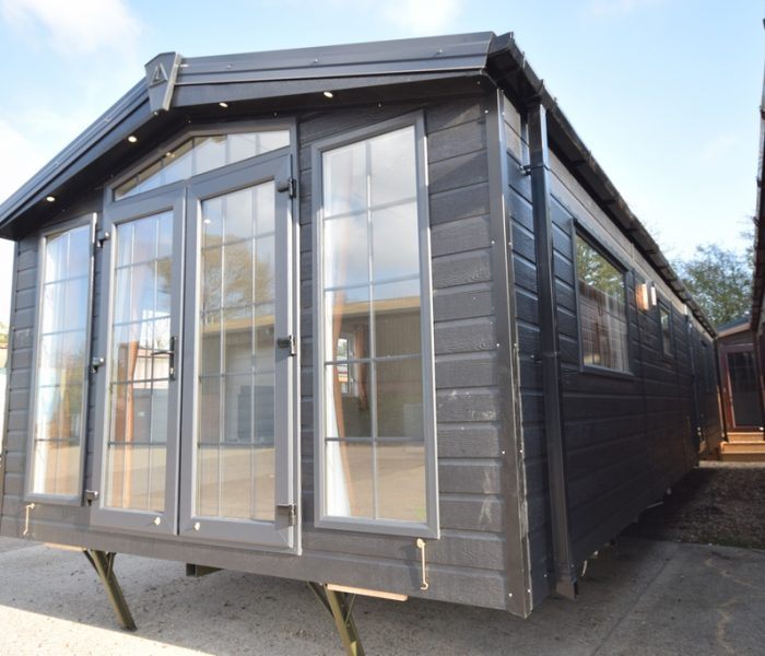 Sunrise Lodge Barn Mobile Home For Sale Essex