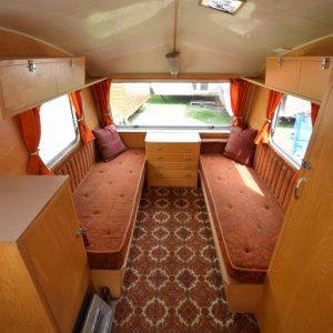 A classic thomson glendale caravan