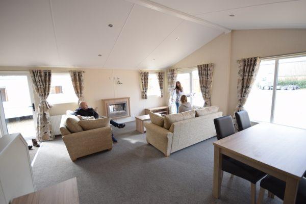 Sunrise Lodge II Mobile Home Annexe Lifestyle