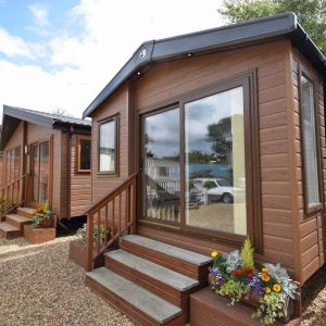 Swift Moselle Lodge Residential Mobile Home