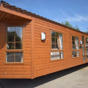 Sunrise Lodges | The Ideal Annexe | Mobile Log Cabin Homes in the UK