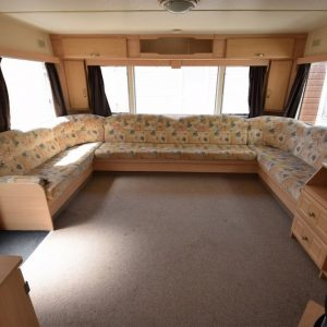 Delta Nordstar Static Caravan For Sale
