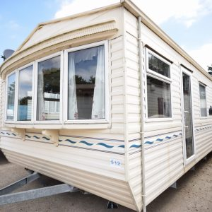 Willerby Leven Static Caravan Winter Mobile For Sale
