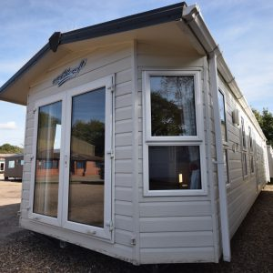 2008 ABI Ashcroft Static Mobile Home For Sale