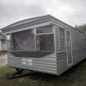 Carnaby Project Static Caravan