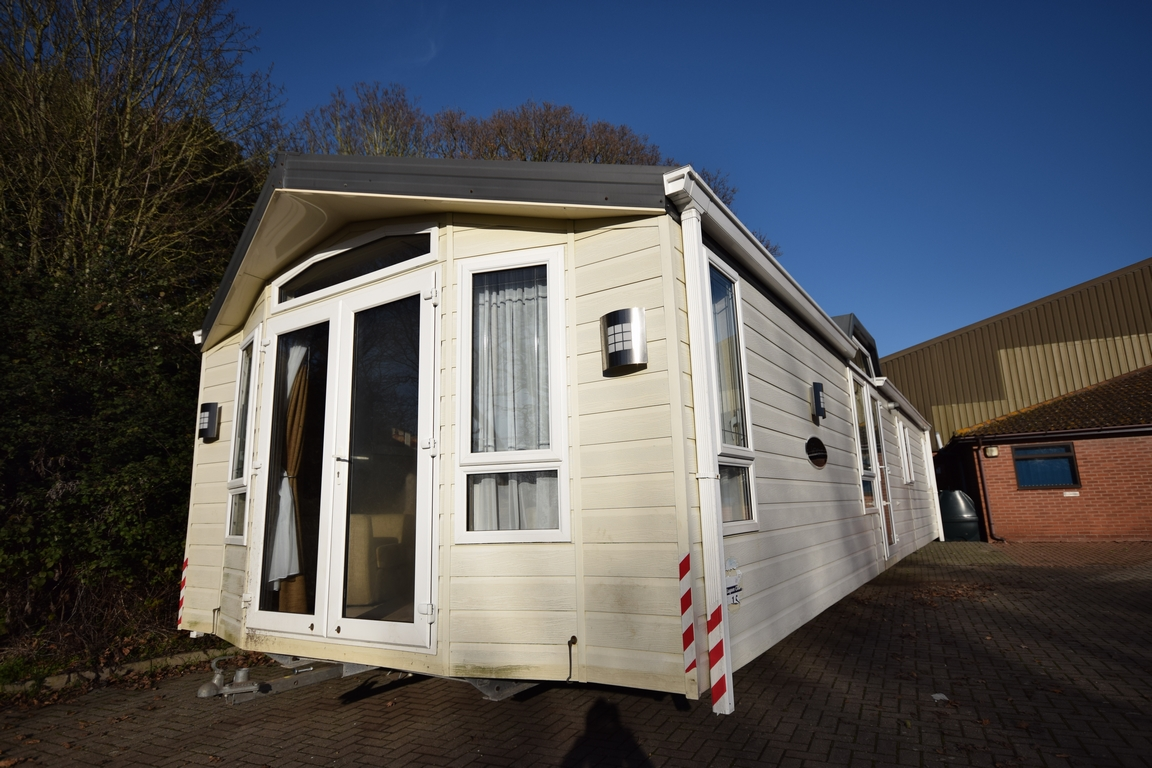 Willerby Vogue Mobile Home Static Caravan For Sale