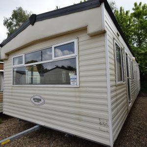 2005 Cosalt Riviera Static Caravan Mobile Home