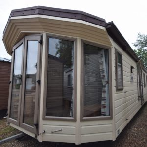 Willerby Aspen Scenic Mobile Home Exterior