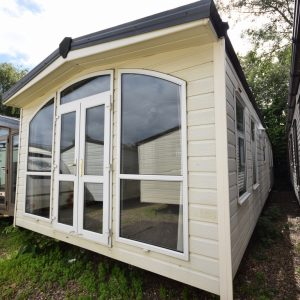 Cosalt Balmoral Deluxe Mobile Home 3 bed For Sale
