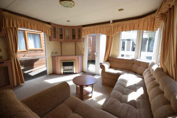 BK Sheraton 2001 winter mobile home