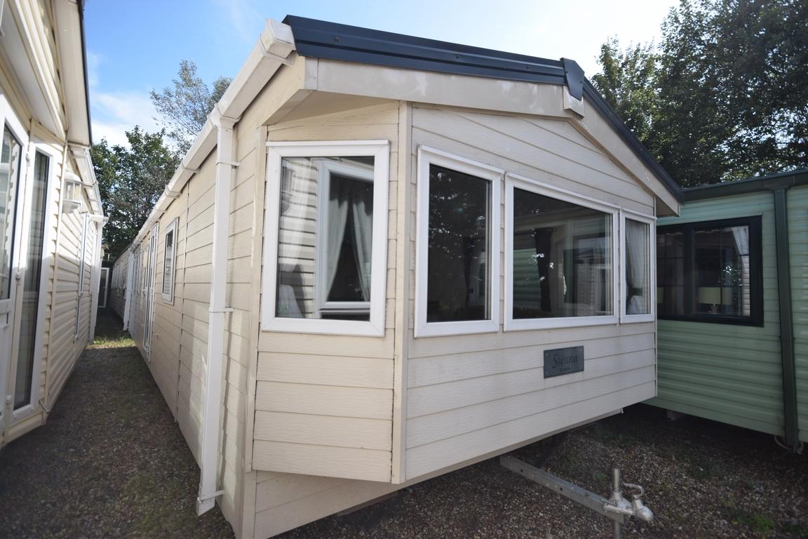 Delta Sienna Static Caravan Mobile Home