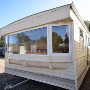 BK Contessa Winterised Static Caravan