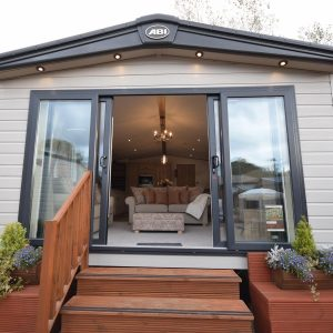 ABI Ambleside BS3632 Mobile Log Cabin