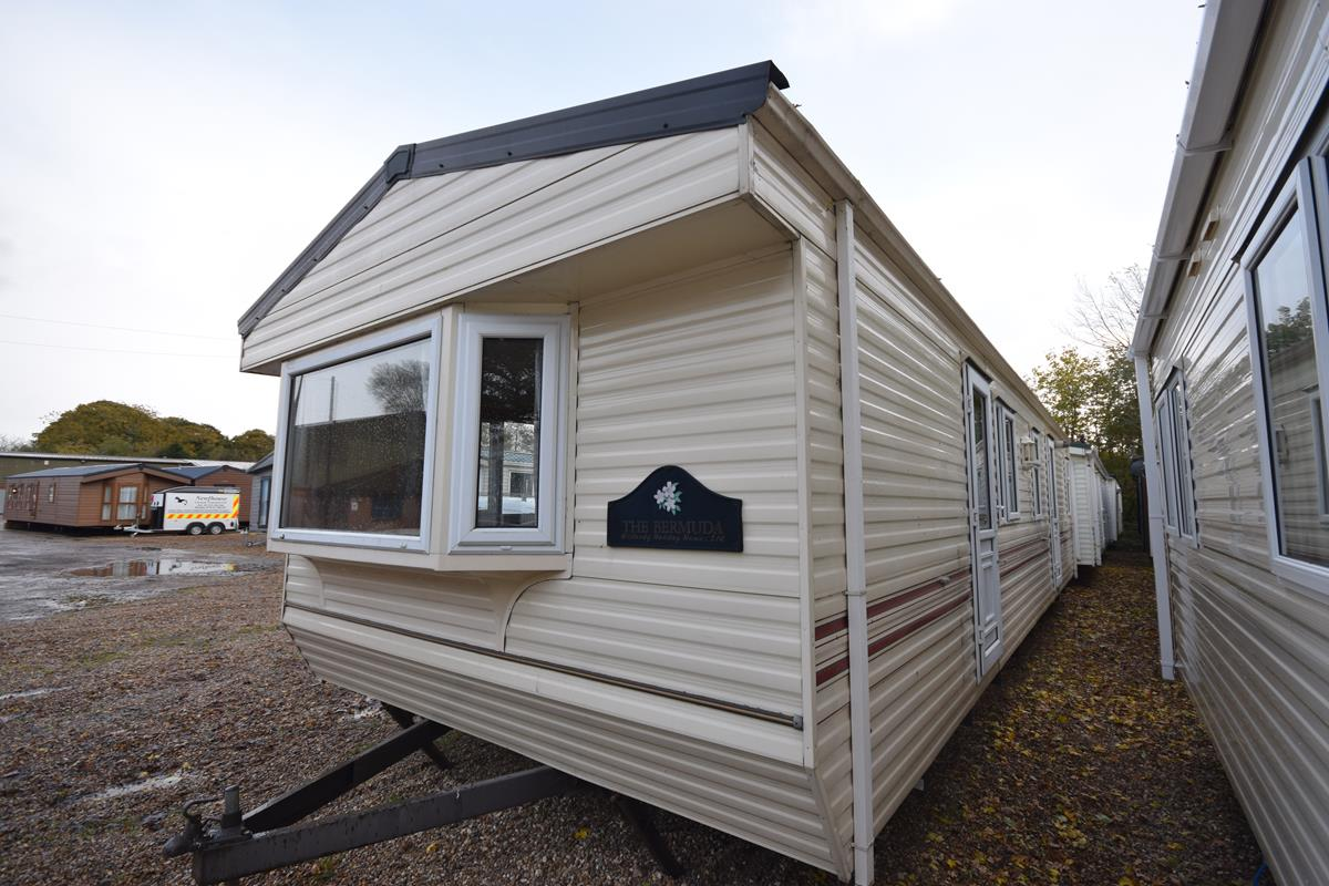 Willerby Bermuda Static Caravan Mobile For Sale
