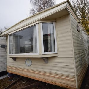 Cosalt Monaco Caravan For Sale Exterior shot