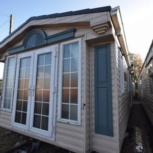 Willerby Vogue Static Caravan For Sale Exterior Picture