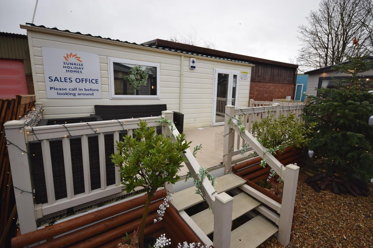 Sunrise Lodges Office For sale
