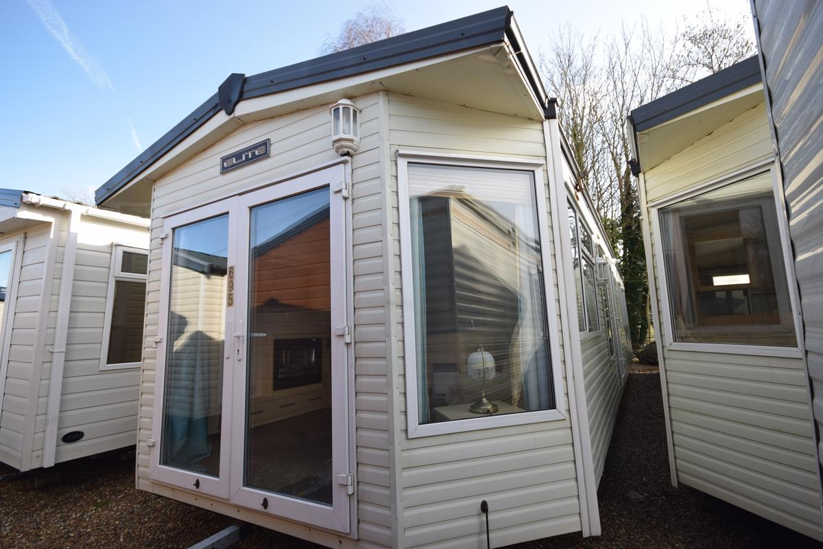 Cosalt Elite Mobile Home For Sale Exterior