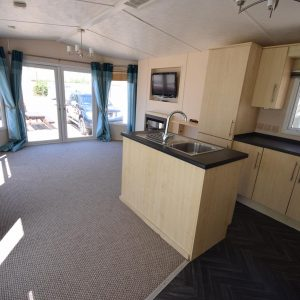 Cosalt Elite Static Caravan Mobile Home
