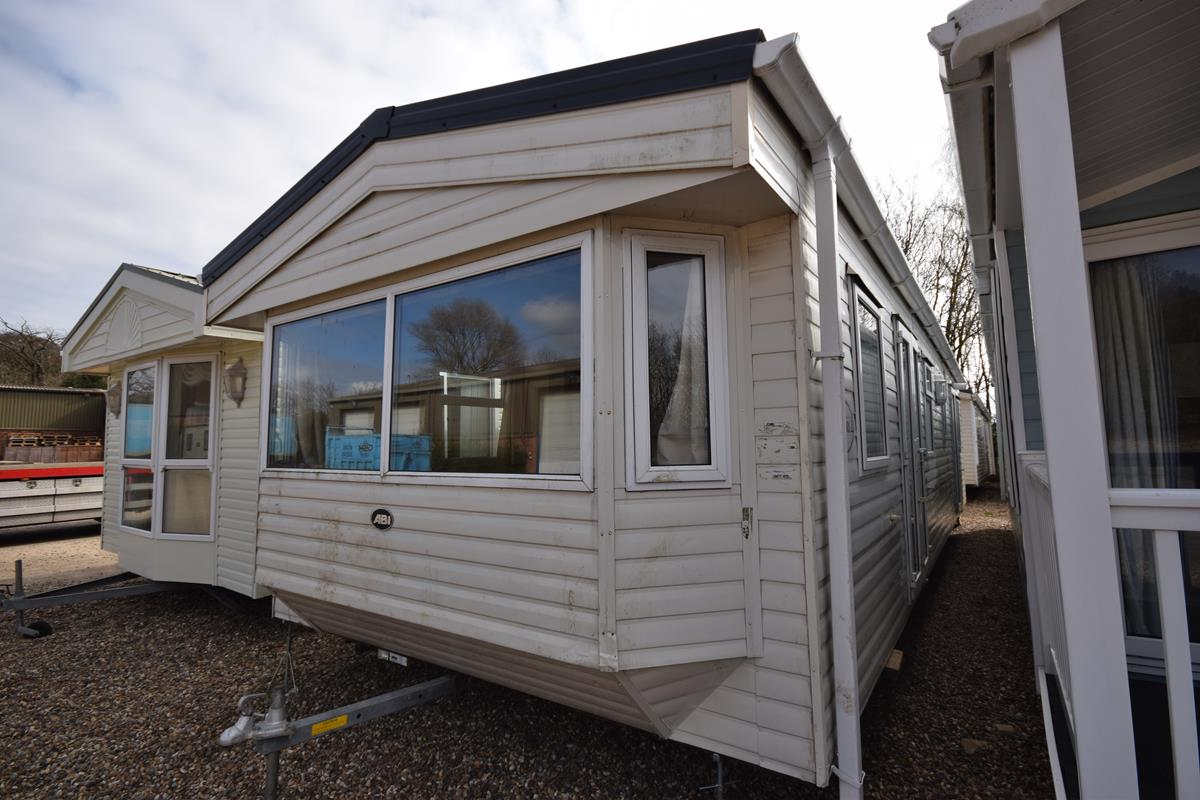 ABI DIscovery Static Caravan Exterior picture