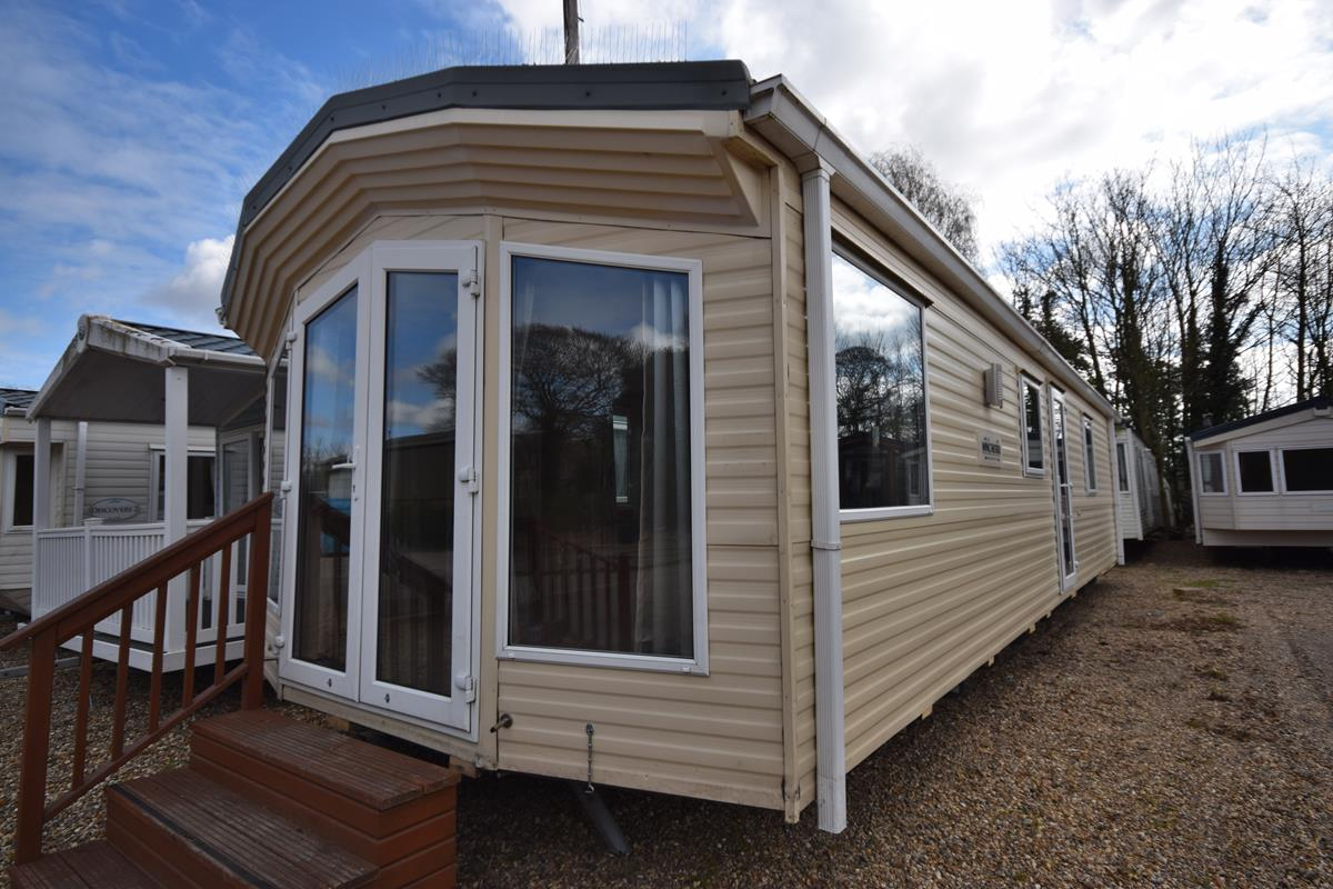 Willerby Winchester Outlook Static Caravan Exterior