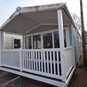 2012 Swift Coastal Retreat Static Caravan External