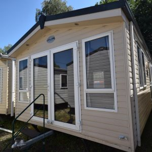 Atlas Ruby Winter Static Caravan Mobile Home