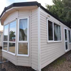 Cosalt Studio Xtra Static Caravan Mobile Home For Sale Exterior Photo