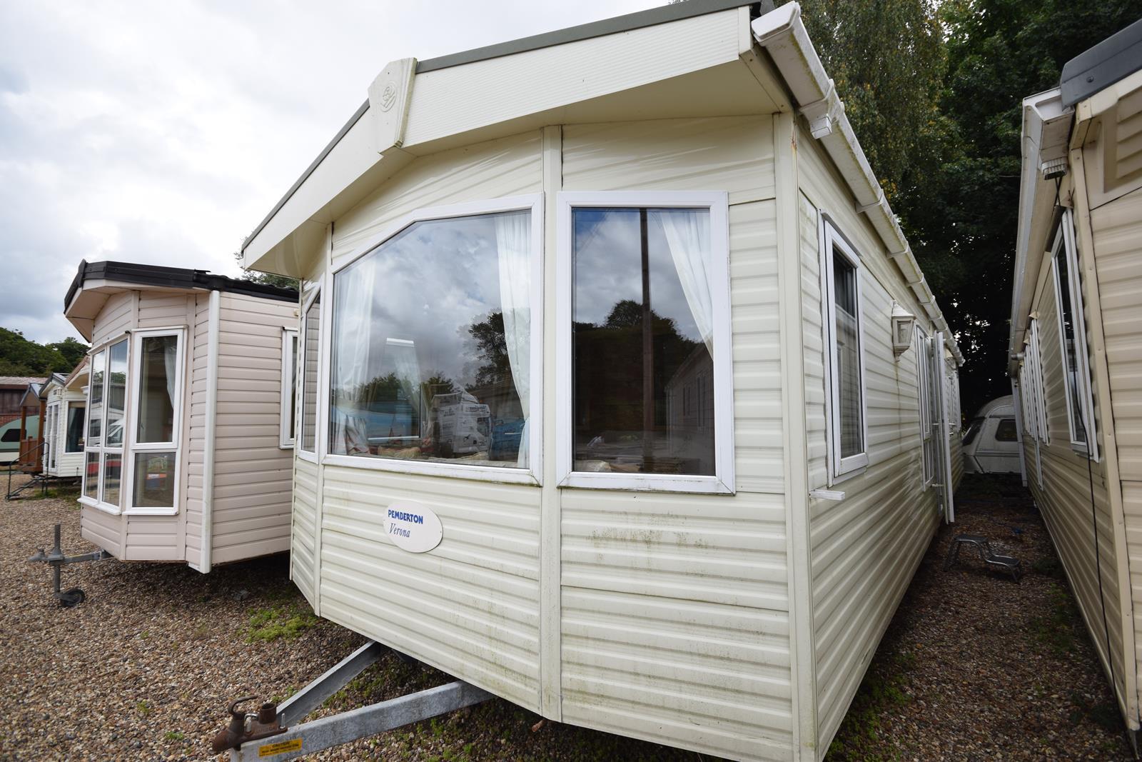 Pemberton Verona Mobile Home Exterior