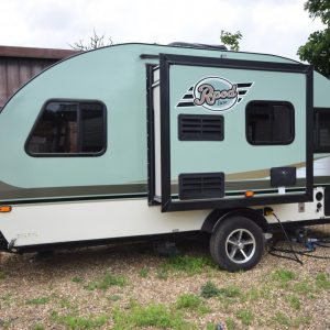 R-Pod American Trailer Forest River Rockwood External Picture