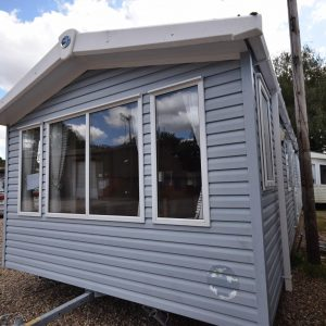 Swift Bordeaux Static Caravan For Sale Exterior