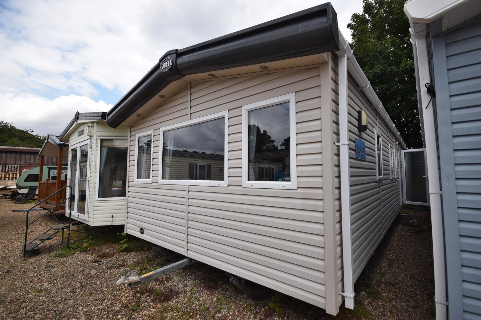 ABI Beachcomber Special Mobile Home Exterior