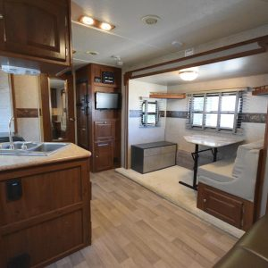 Rockwood American Trailer Interior Photo