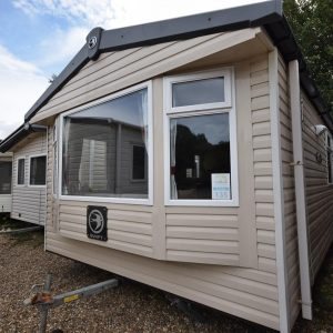 Swift Loire Static Caravan Mobile Home For Sale Exterior