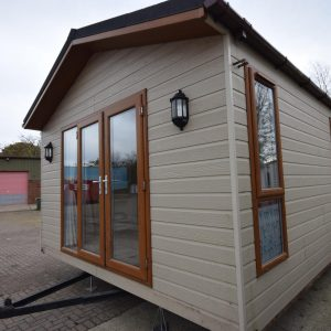 Omar Southwold Residential Mobile Home Exterior Photo