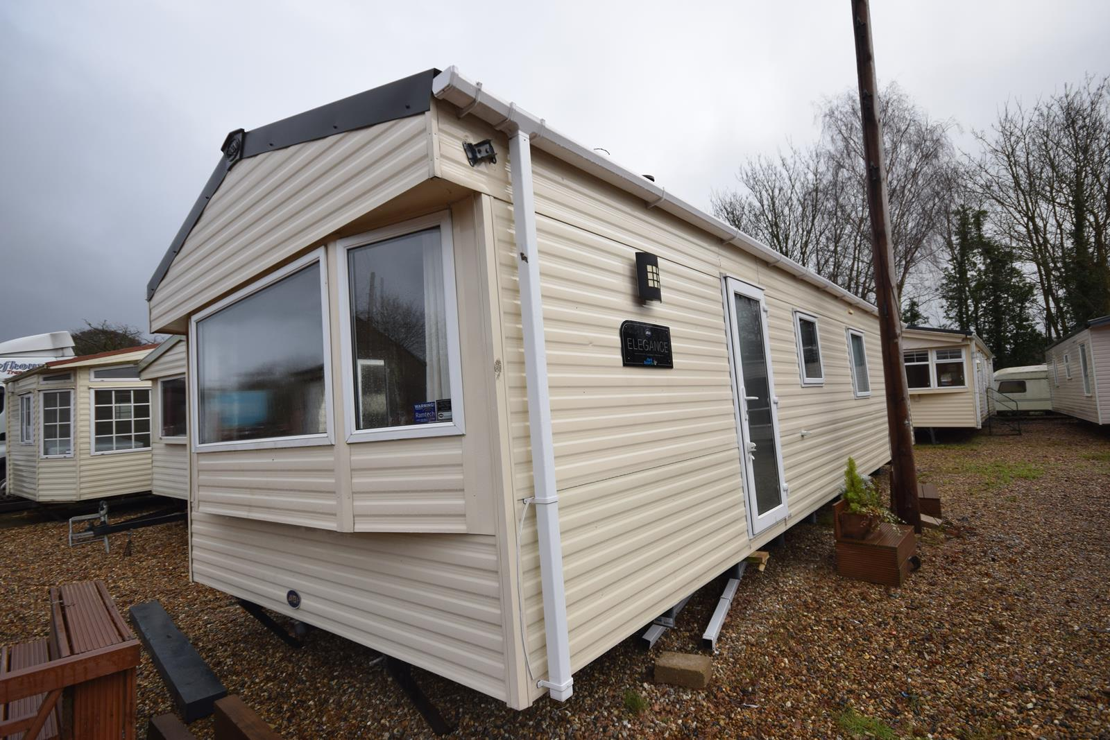 ABI Elegance Mobile Home For Sale Exterior Pic