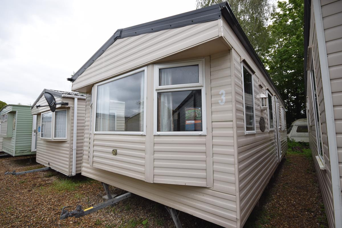 2007 Willerby Richmond Static Caravan For Sale Exterior Photo